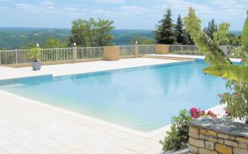 4 bedroom holiday home to sleep 8 near souillac dordogne and lot (SOUIFML055)