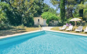 2 bedroom holiday home to sleep 4 near st remy de provence provence (SRDPW14407)