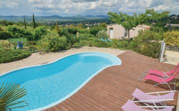 1 bedroom holiday home to sleep 4 near st ambroix languedoc roussillon (STAMFLG434)