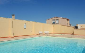 1 bedroom holiday home to sleep 4 near valras plage languedoc roussillon (VASFLA205)