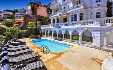 Spectacular Belle Époque style grand villa. Sleeps 12.